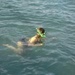 Я плаваю с маской