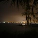 Ночной вид на Coral Bay - соседние пляжи